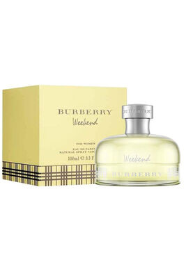 Burberry - Burberry Weekend 100 ML EDP Women Perfume (Original Perfume)