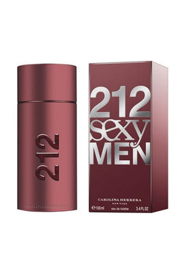 Carolina Herrera - Carolina Herrera 212 Sexy Men 100 ML EDT Perfume (Original Perfume)