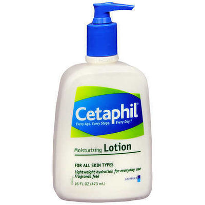 Cetaphil - Cetaphil Moisturizing Lotion For All Skin Types 16 Oz