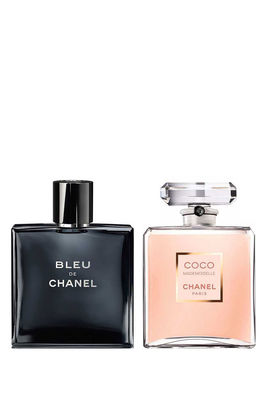 Chanel - Chanel Men And Women Perfume Set