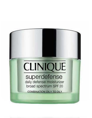 Clinique - Clinique Superdefense Daily Defense Moisturizer Spf 20 - Very Dry To Dry Combination 1.7 Oz