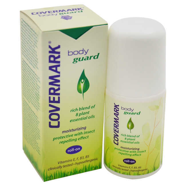 Covermark Body Guard Moisturizing Protective With Insect Repelling Effect Roll-On 1.69 Oz