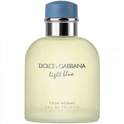 Dolce&Gabbana - Dolce Gabbana Light Blue 125 ML Edt For Men Perfume