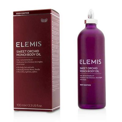 Elemis - Elemis Sweet Orchid Monoi Body Oil 3.3 Oz