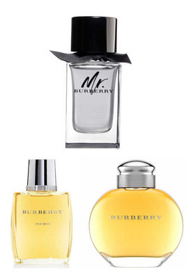 Burberry - For You And Your Love Burberry Men And Women Set