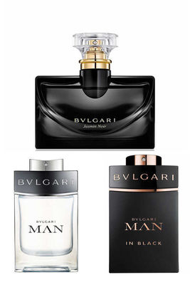 Bvlgari - For You And Your Love Bvlgari Men And Women Set