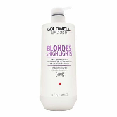 Goldwell - Goldwell Dualsenses Blondes And Highlights Shampoo 34 Oz