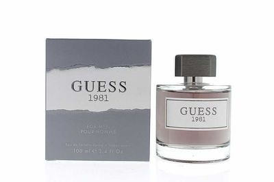 Guess - Guess 1981 Edt 100 ML (3.4Oz) Men Perfume (Original)