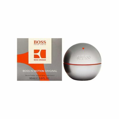 Hugo Boss - Hugo Boss In Motion Edt 90 ML (3.0Oz) Men Perfume (Original)