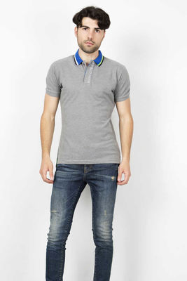 Kenzo - Kenzo Men Grey Polo Shirt