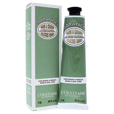 LOccitane - Loccitane Almond Delicious Hands Cream 2.5 Oz