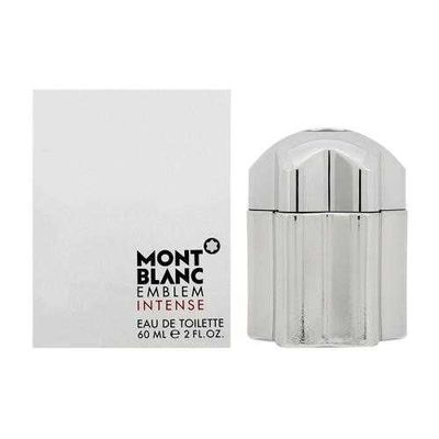 Mont Blanc - Mont Blanch Emblem Intense Edt 60 ML (2.0Oz) Men Perfume (Original)