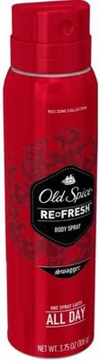 Old Spice - Old Spice Swagger Refresh Body Spray 3.75 Oz