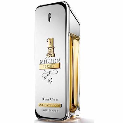 Paco Rabanne - Paco Rabanne One Million Lucky Edt 100 ML Men Perfume
