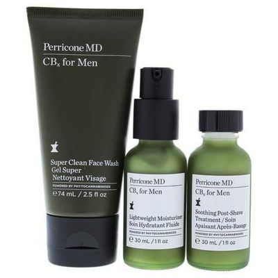 Perricone MD - Perricone Md Cbx For Men Travel Set 3 Pc