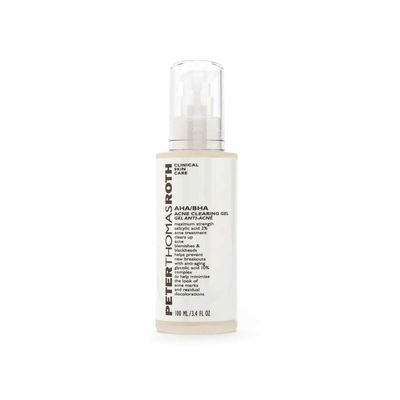Peter Thomas Roth - Peter Thomas Roth Aha/Bha Acne Clearing Gel 3.4 Oz
