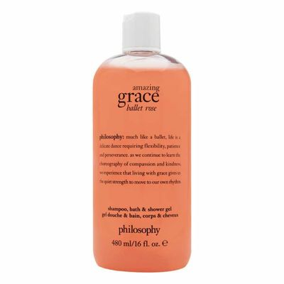 Philosophy - Philosophy Amazing Grace Ballet Rose Shampoo Bath And Shower Gel 16 Oz