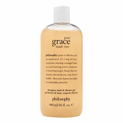 Philosophy - Philosophy Pure Grace Nude Rose Shampoo Bath And Shower Gel 16 Oz