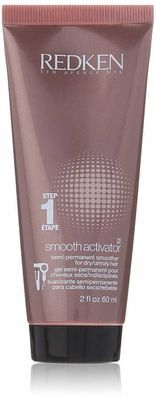 Redken - Redken Step 1 Smooth Activator For Dry/Unruly Hair 3 Pc Kit