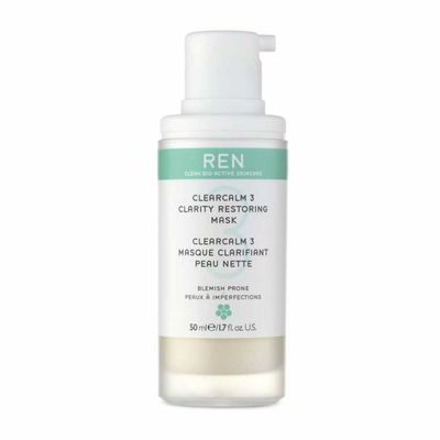 Ren - Ren Clearcalm 3 Clarity Restoring Mask 1.7 Oz