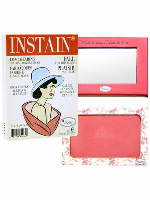 The Balm - The Balm Instain Long-Wearing Powder Staining Blush - Toile 0.23 Oz