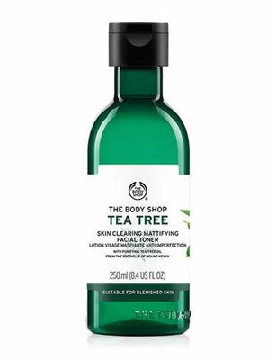 The Body Shop - The Body Shop Tea Tree Skin Clearing Mattifying Toner 8.4 Oz
